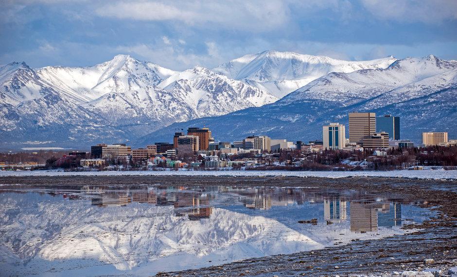 Anchorage VA Loans and Anchorage VA Loan Refinancing